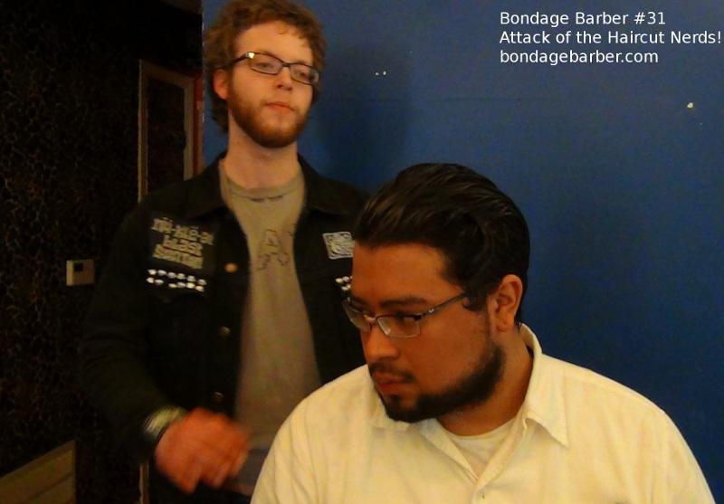 Bondage Haircuts 67